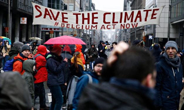 Les acteurs de la lutte contre le réchauffement climatique